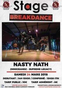 Stage Nasty Nath 2018