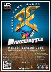 Street Dance Battle / Street Fame Games 2018