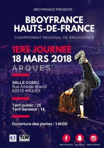 Battle Qualif BBF 2018