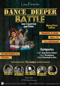 Dance Deeper Battle 2018