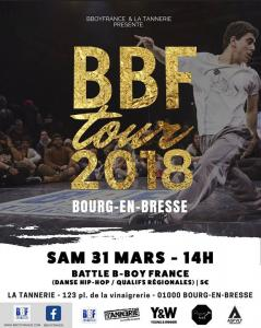 Battle BBOY & BGIRL France 2018