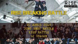 RISE Breaking Battle 2018
