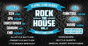 Rock The House 1
