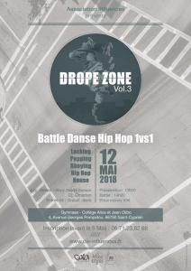Battle DROP ZONE 3