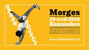 Urban Project Morges 2018