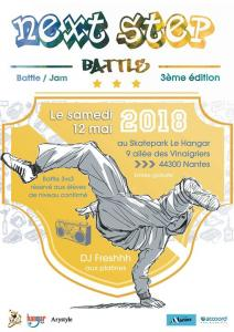 Next Step Battle & Jam 2018