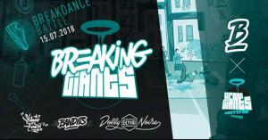 Breaking Giants Milano 2018