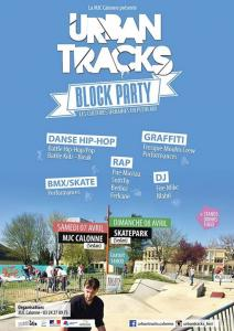 Urban Tracks - Block Party 2018