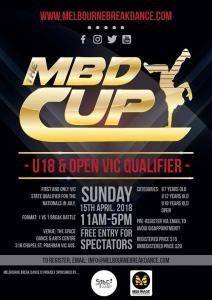 The MBD Cup 2018