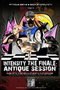 Intensity The Finale : Antique Session 2018