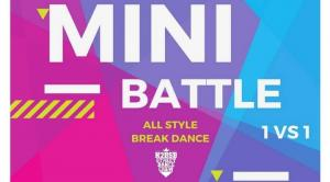 Heart2Beat&StaticBreakers Mini Battle 2018
