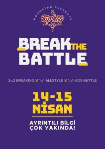 Hip Hop 4 Life Break the Battle 2018