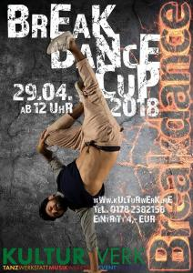 Breakdance CUP 2018