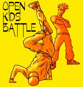 Open kids battle 2018