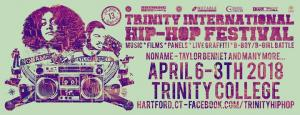 Trinity International Hip-Hop Festival 2018