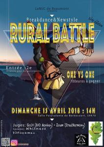 Rural Battle 2018