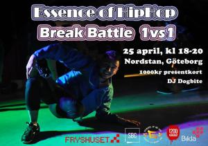 Essence of HipHop Break Battle 2018