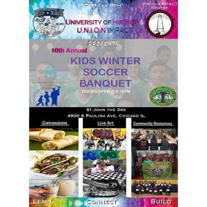 10th Annual Kids Winter Soccer Banquet 2018