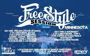 Freestyle Session Minnesota 2018