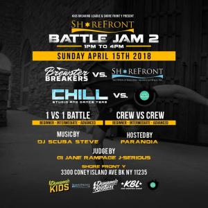 Shore Front Y Battle Jam 2