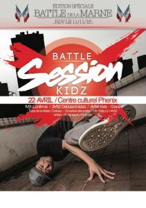 Battle Session Kids 4