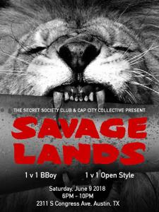 Savage Lands 2018