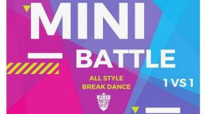Heart 2 Beat & Static Breakers Mini Battle 2018