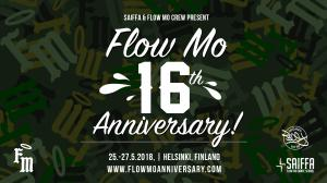 Flow Mo 16th Year Anniversary