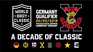 World BBoy Classic Germany 2018