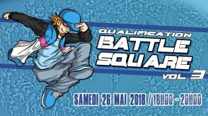 Qualification Battle Square 3