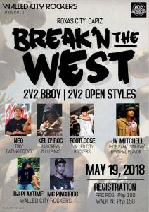 0 Breaku0027n The West 2018