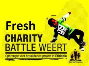 Fresh Charity Battle 2018
