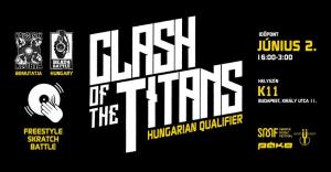 Clash Of The Titans Hungarian Qualifier 2018