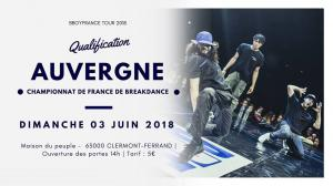 Battle Bboy France Tour 2018 - Qualification