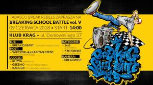 Breaking School Battle 5
