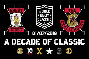 World Bboy Classic Final 2018