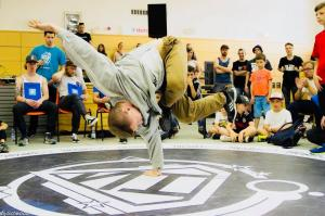 Street Level - The Breakdance Rookie Champ 2018