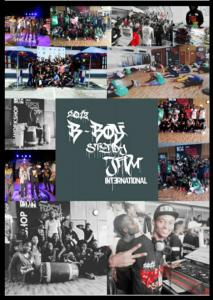 Bboy Steady Jam 2018
