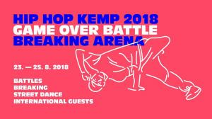 Game Over Battle & Hip Hop Kemp 2018