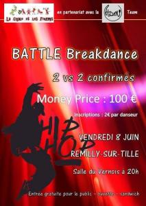 Battle Breakdance Confirmes 2018