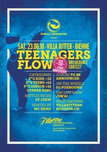 Teenagers FLOW 2018