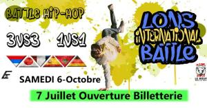 Lons International Battle 2018