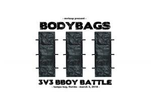 BodyBags BBOY Battle Tampa 2018