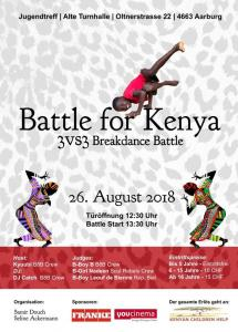 Battle For Kenya 2018