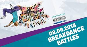 Breakdance Battles - Move 'n' Culture Festival 2018
