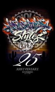 Furious Styles Crew 25year Anniversary Festival 2018