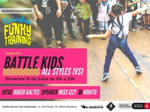 BFT organiza: Battle KIDS 2018