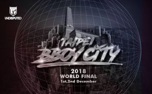 Taipei Bboy City 2018