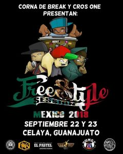 Freestyle Session Mexico 2018