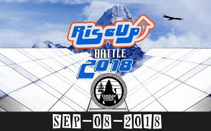 Rise Up - Nepal Hip Hop Battle 2018